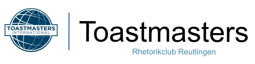 Header Toastmasters Rhetorikclub Reutlingen
